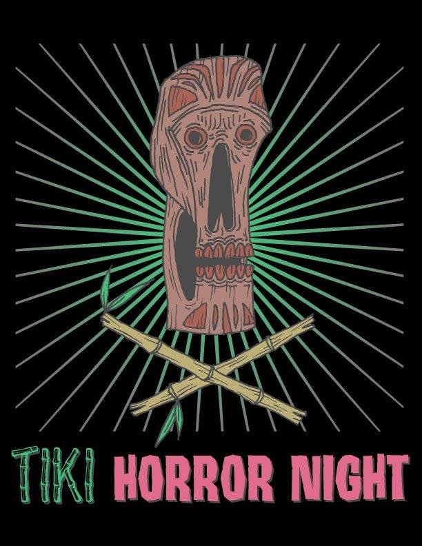 Tiki Horror Night